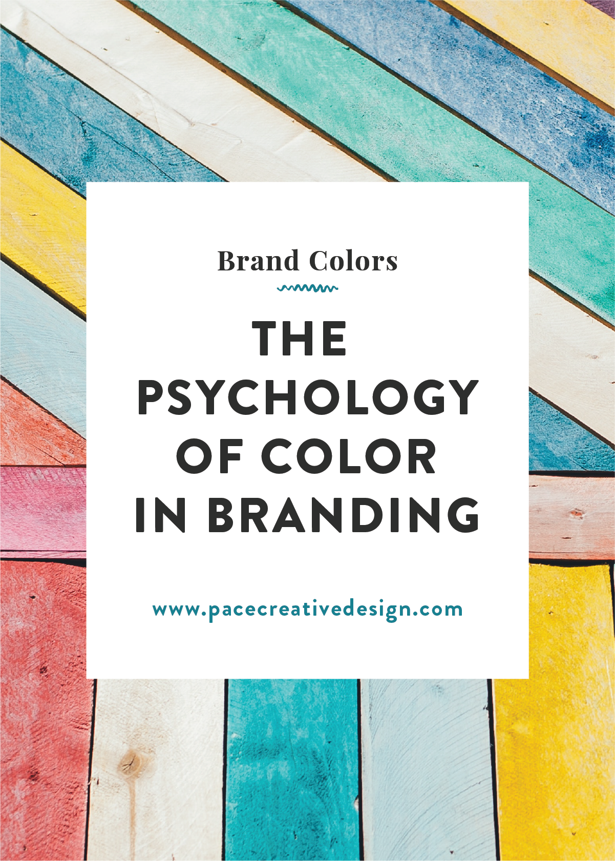 The Psychology of Color in Branding | Pace Creative Design Studio