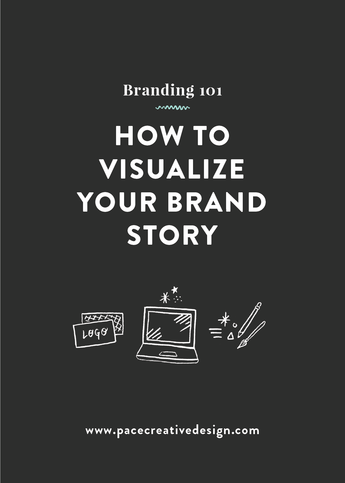 How to Visualize Your Brand Story | Pace Creative Design Studio
