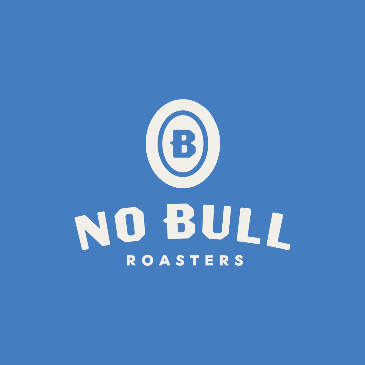 No Bull Roasters Brand Design | Pace Creative Design Studio
