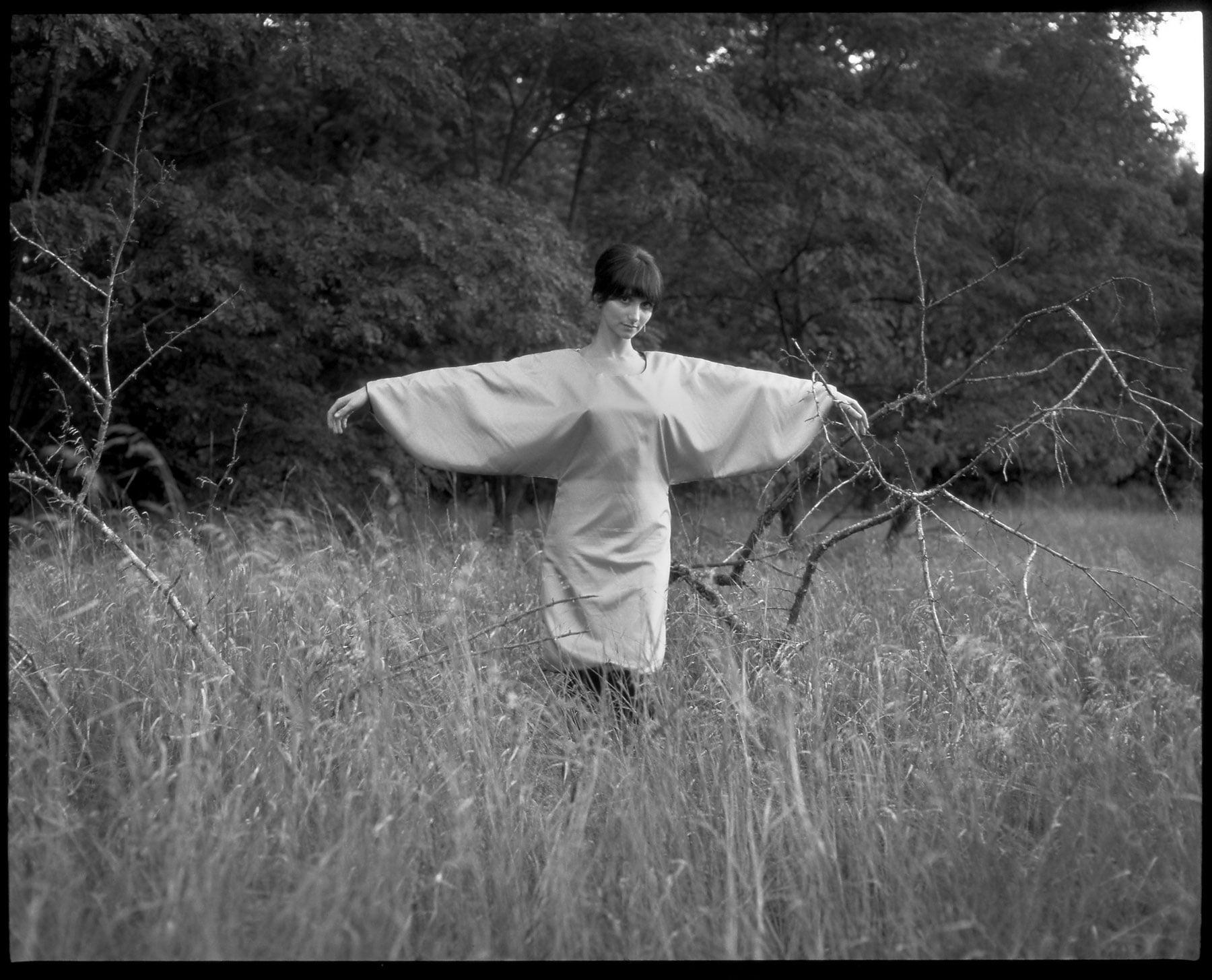 Crane Dress