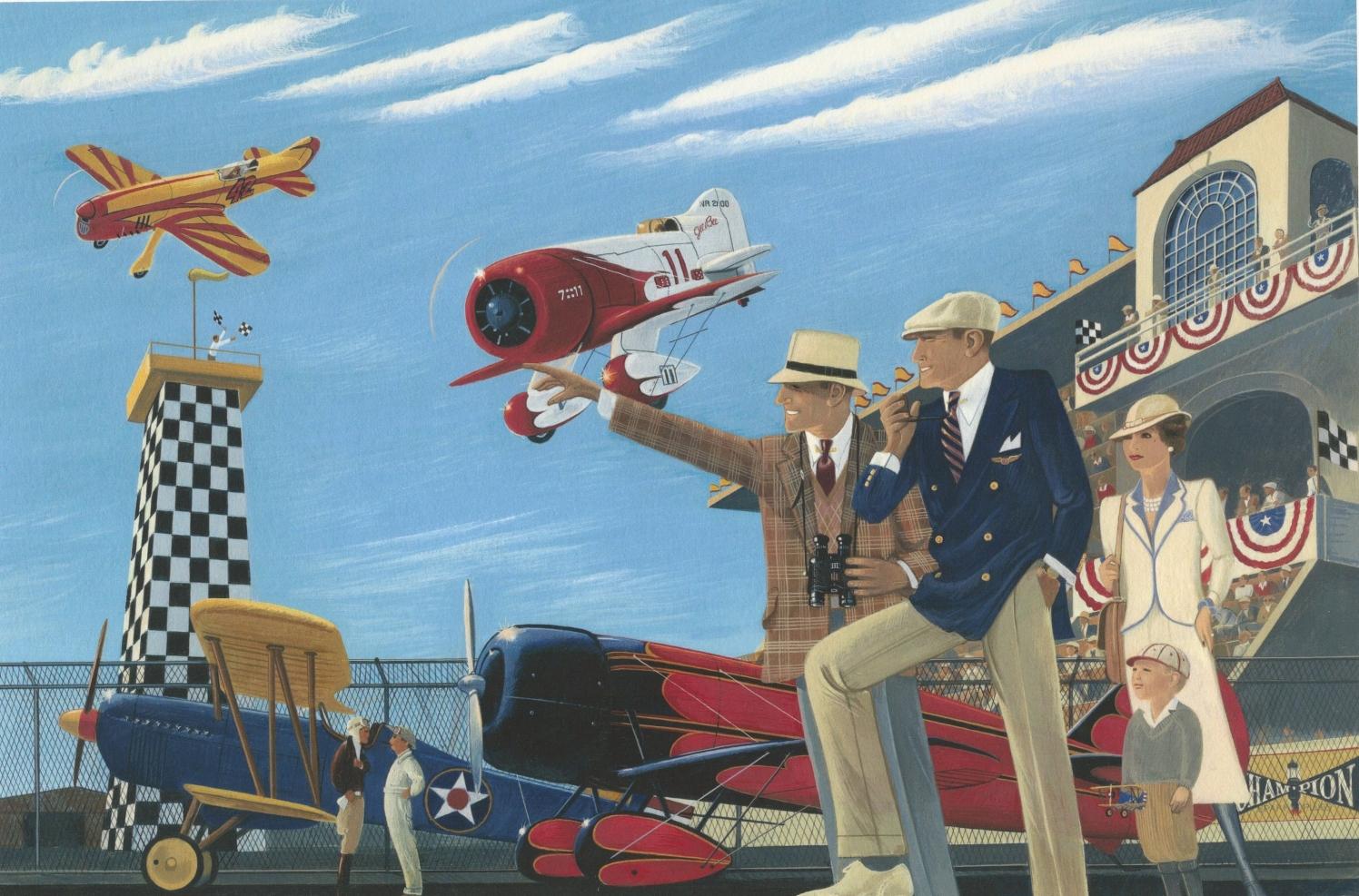 Tompkins Air Race