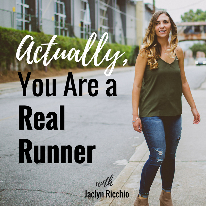 Ep 1: How I Became a Runner -