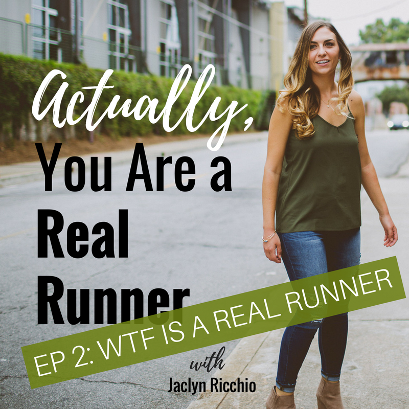 Ep 2: WTF Is a Real Runner -