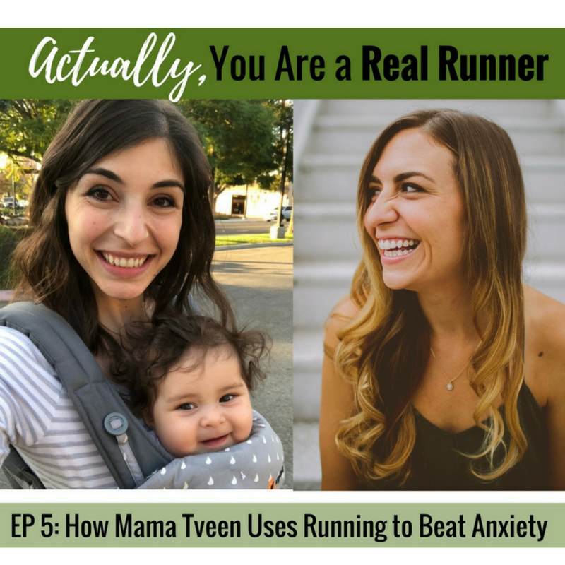 Ep 5: How Mama Tveen Uses Running to Beat Anxiety -