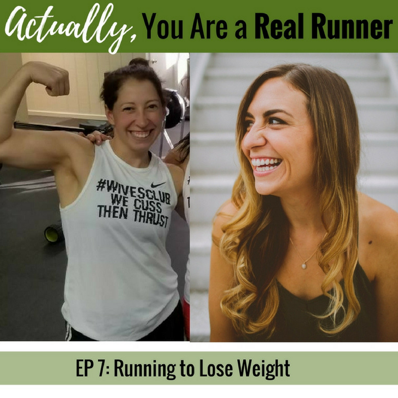 Ep 7: Running to Lose Weight -