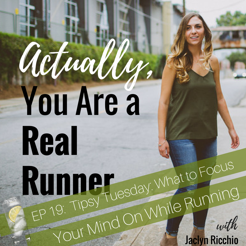 Ep 19: What to Focus Your Mind On While Running -