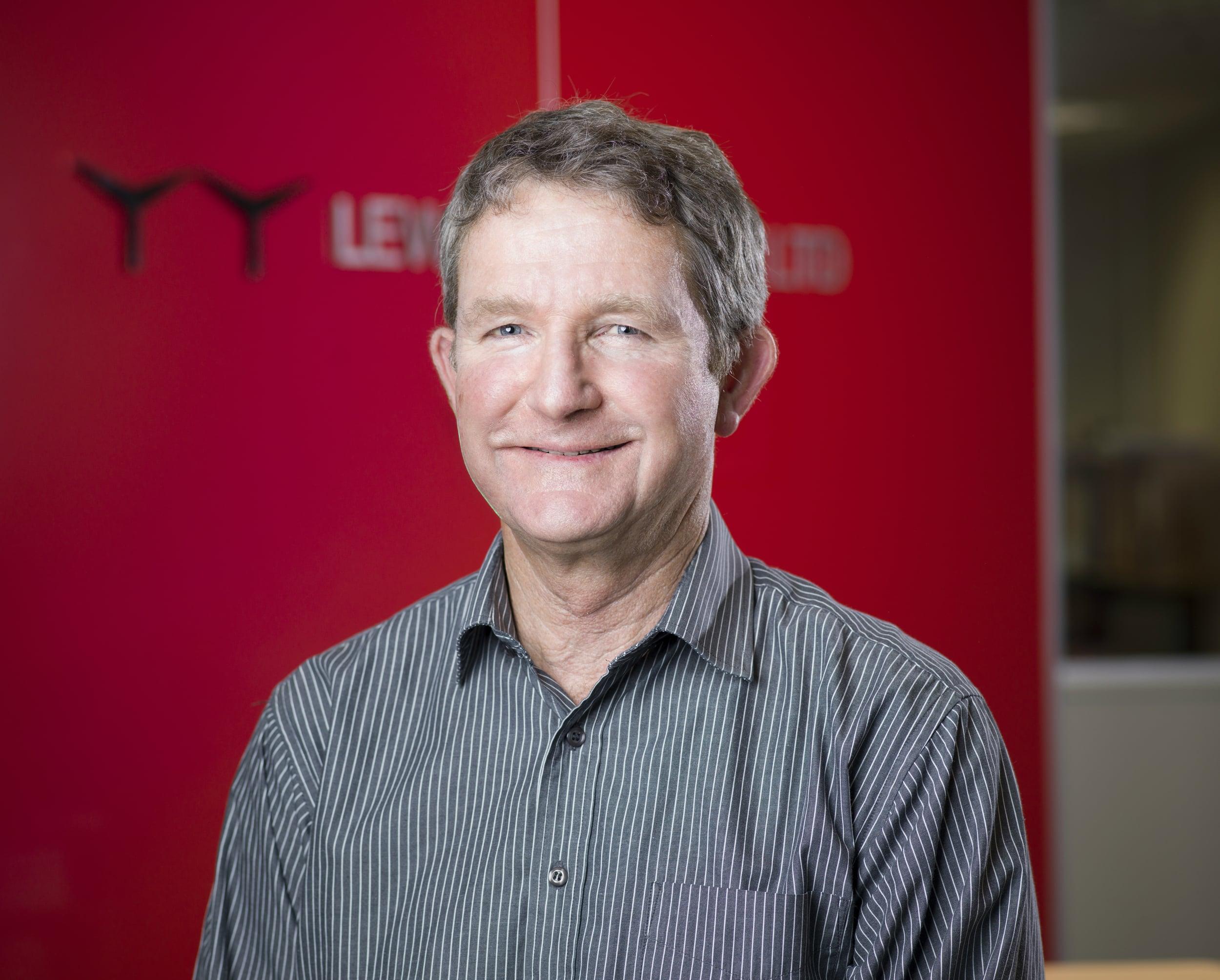 Steve Barrow - Senior Engineer