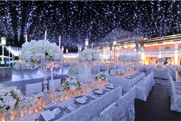 Grandeur wedding design