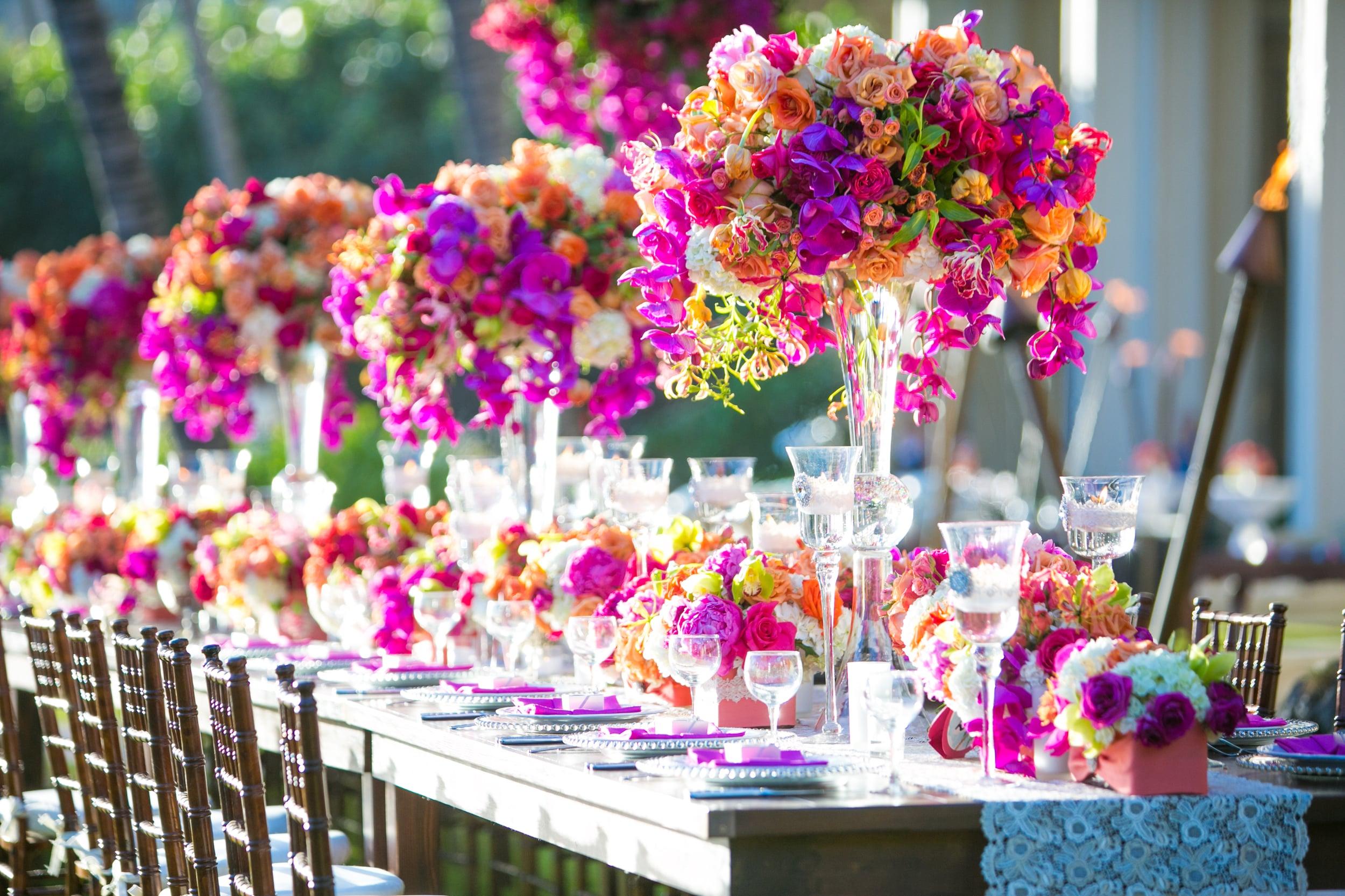 Karen Tran luxury floral designs