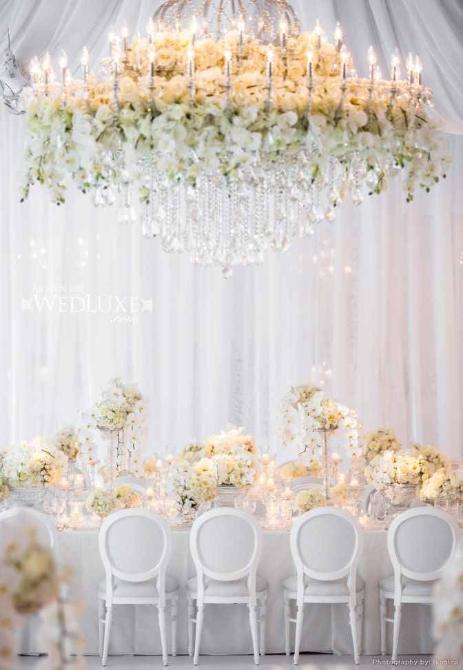Wedluxe wedding styling