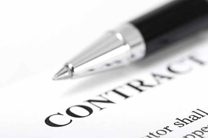 contract of agreement