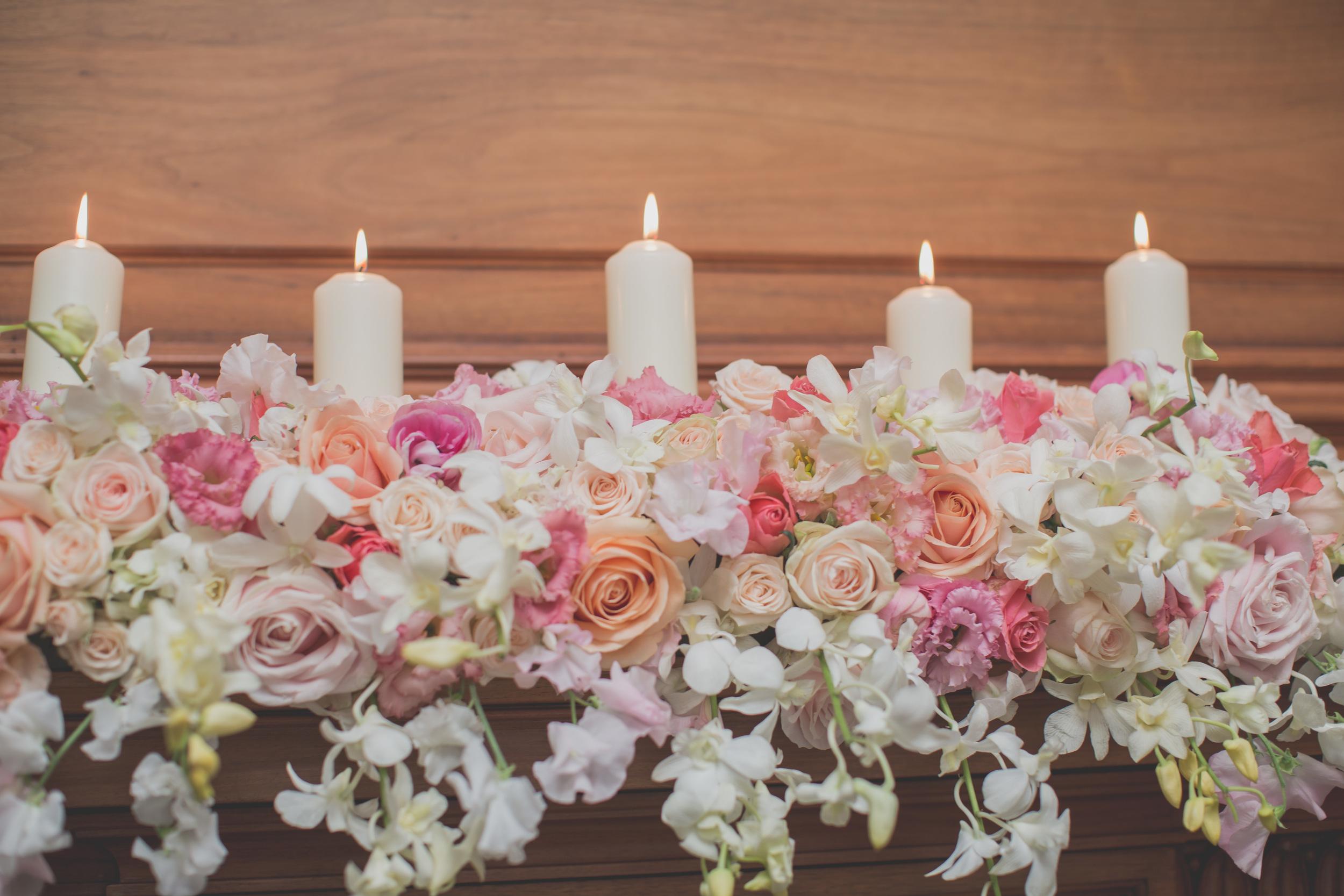 Stunning florals