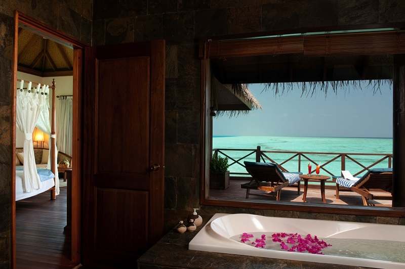 The Maldives luxury honeymoon