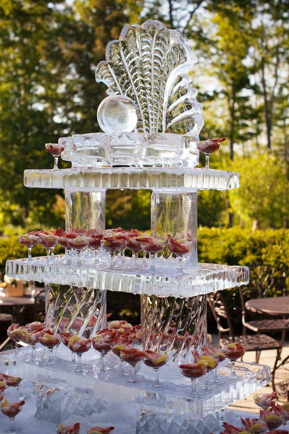 Seafood Wedding Bar