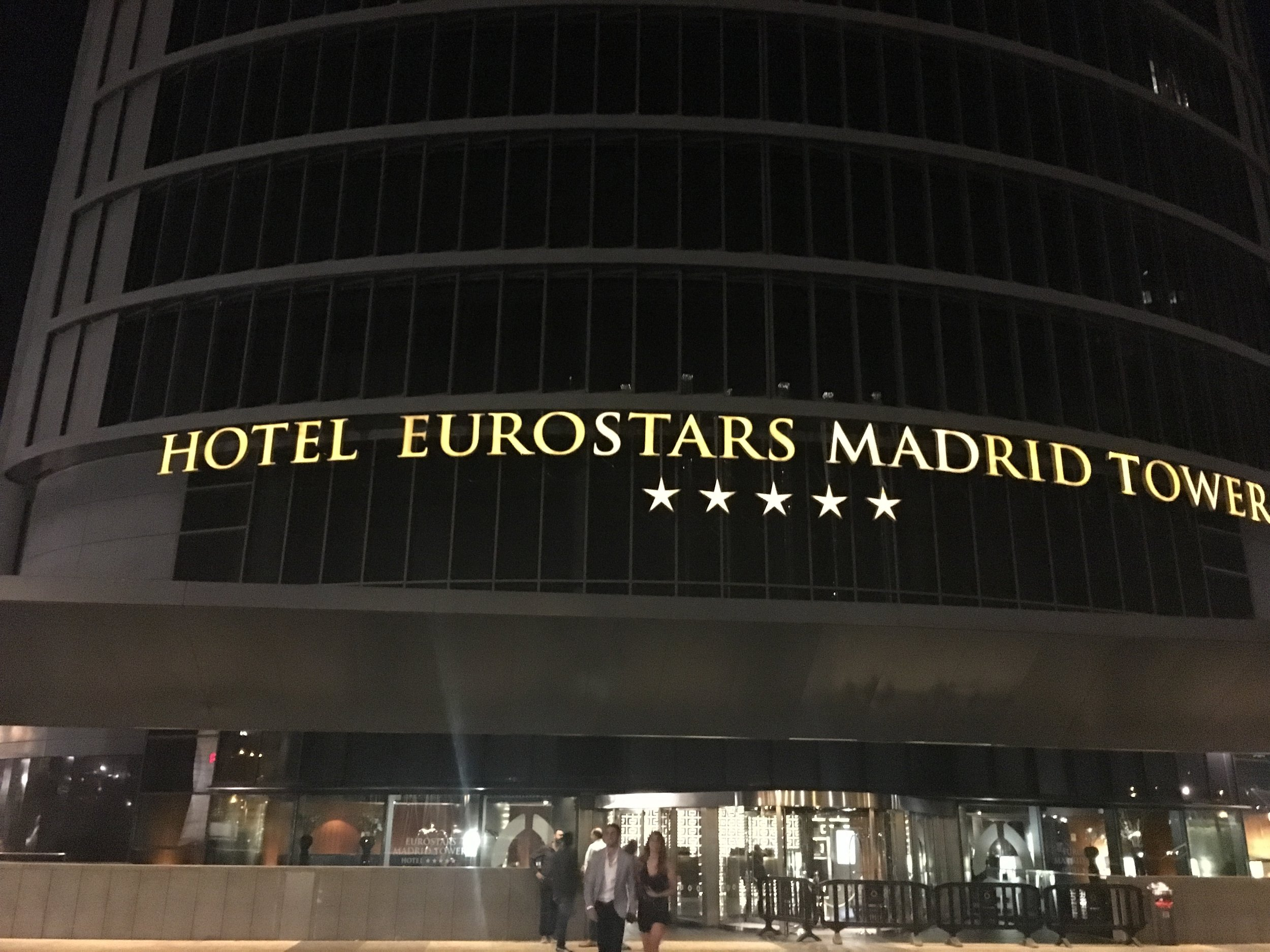 EurostarsMadrid Tower