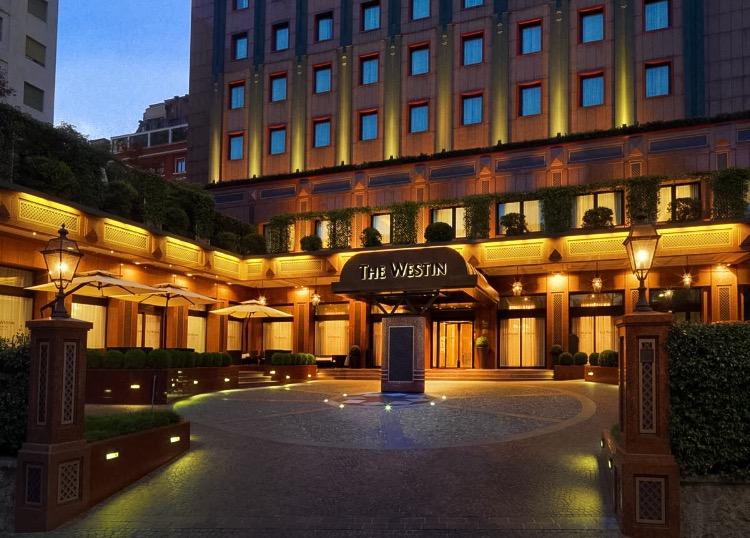 The Westin Palace Hotel