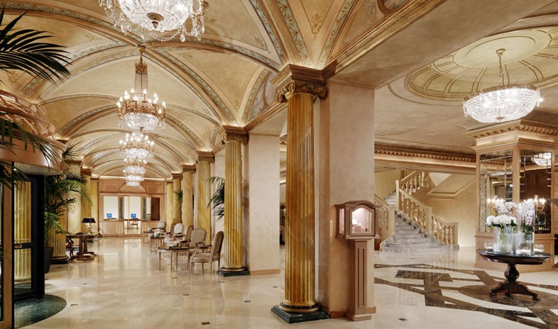 The Westin Palace Lobby
