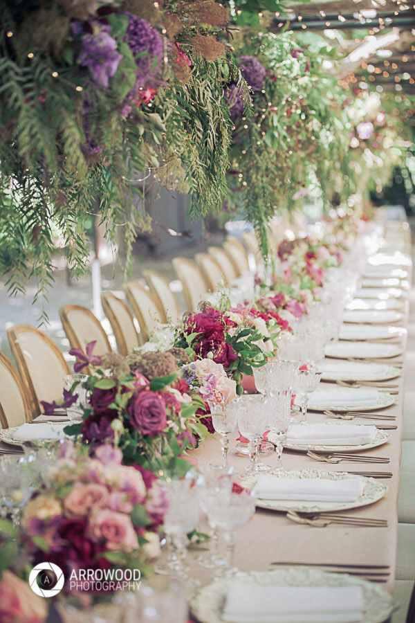 Country Wedding - Arrowood Photography