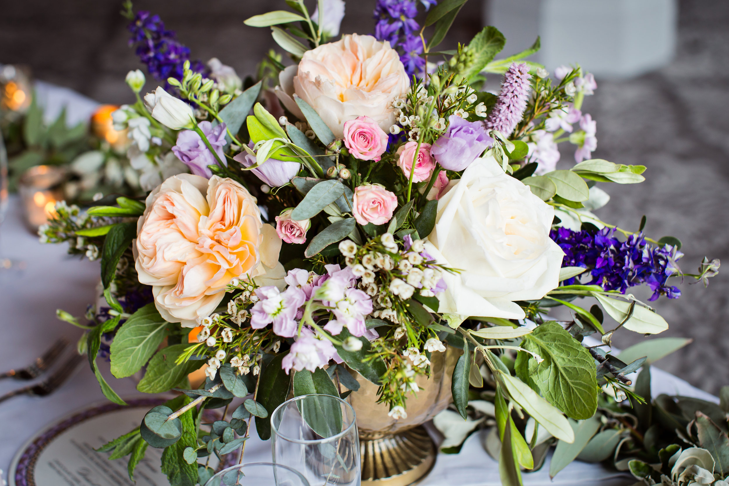 Luxury Floral Designs - Natasha Coustol Floral Designs