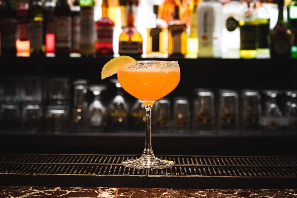 Cocktail at Dakota Deluxe