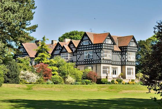 1.) - The Highfield House
