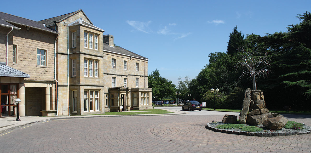 2.) - Manor House at Westwood Hall