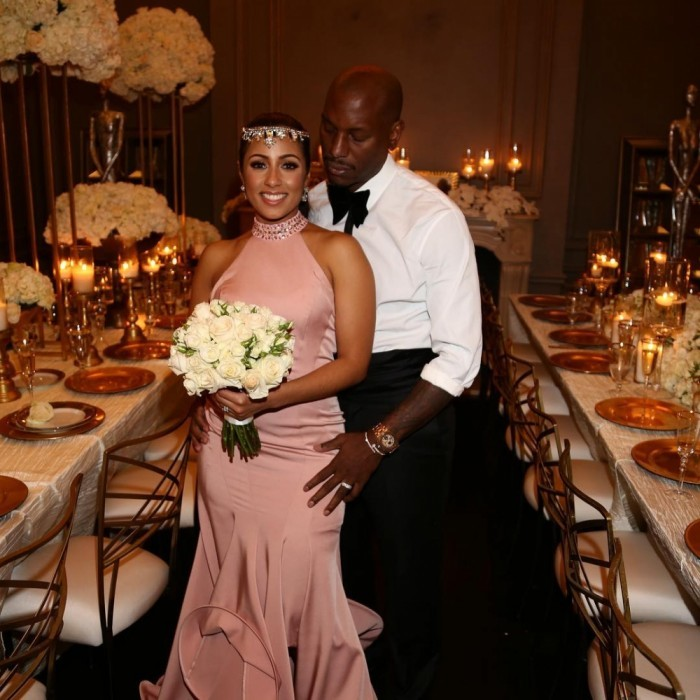 Samantha Lee & Tyrese Gibson
