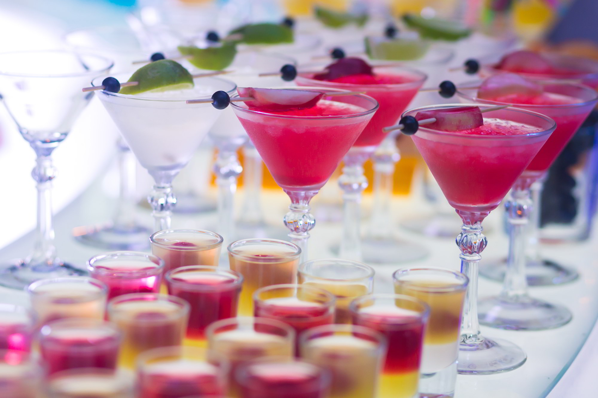 Wedding Cocktail Bars