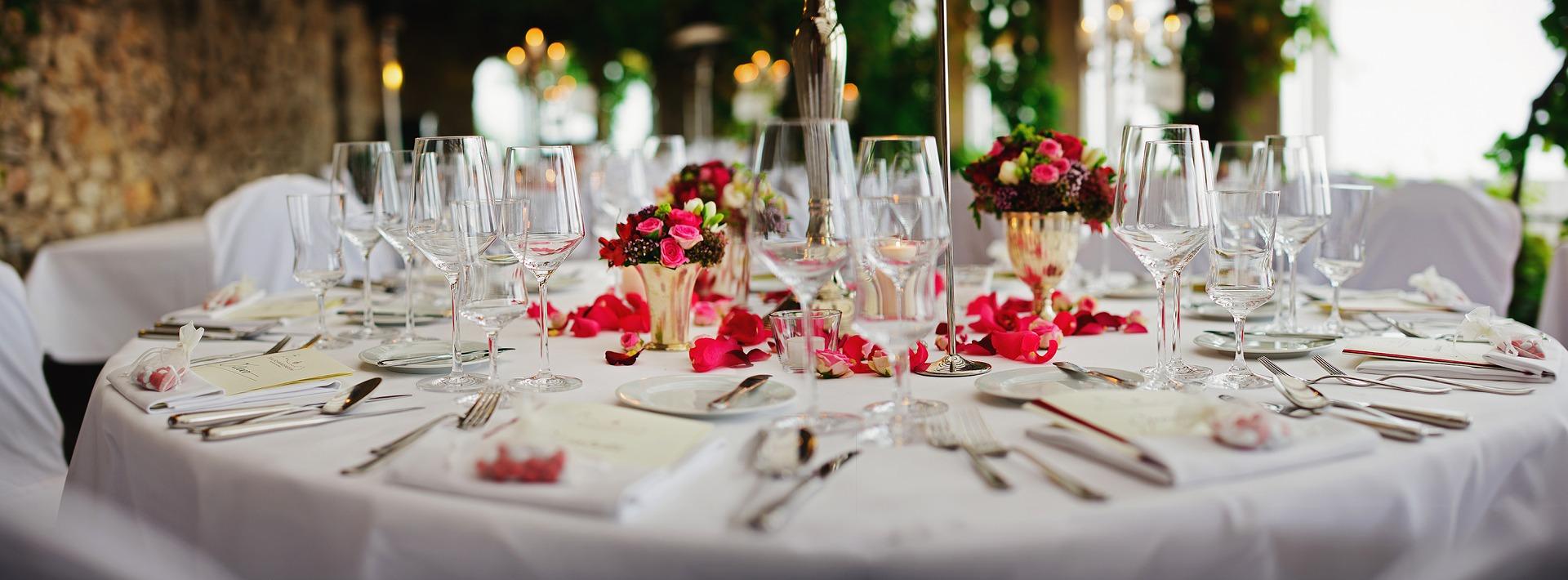 luxury wedding tables cape
