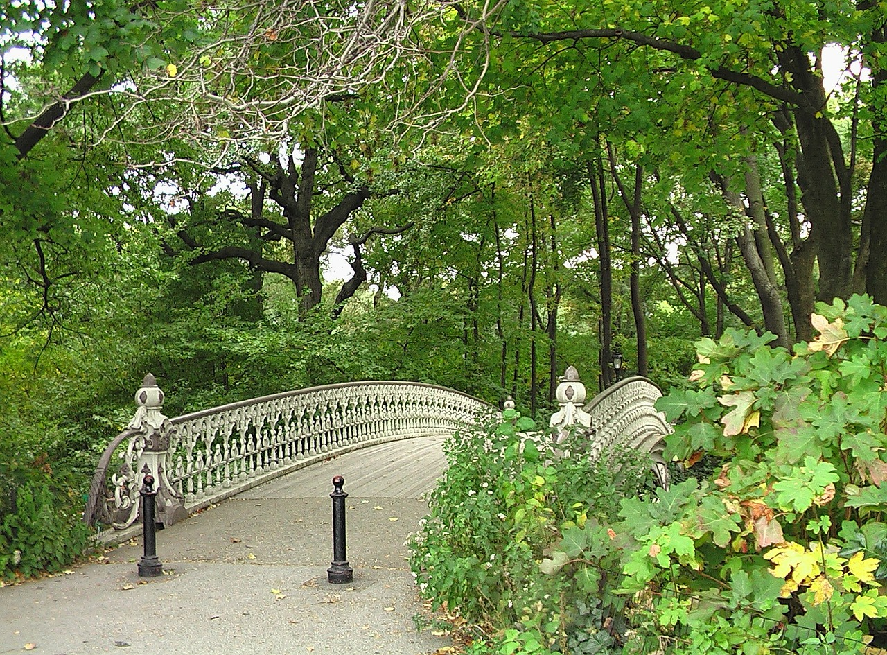 Central Park wedding venue