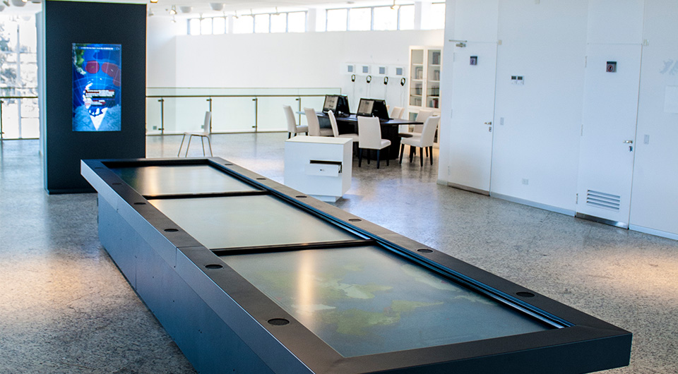 Mesa Interactiva Multi-touch