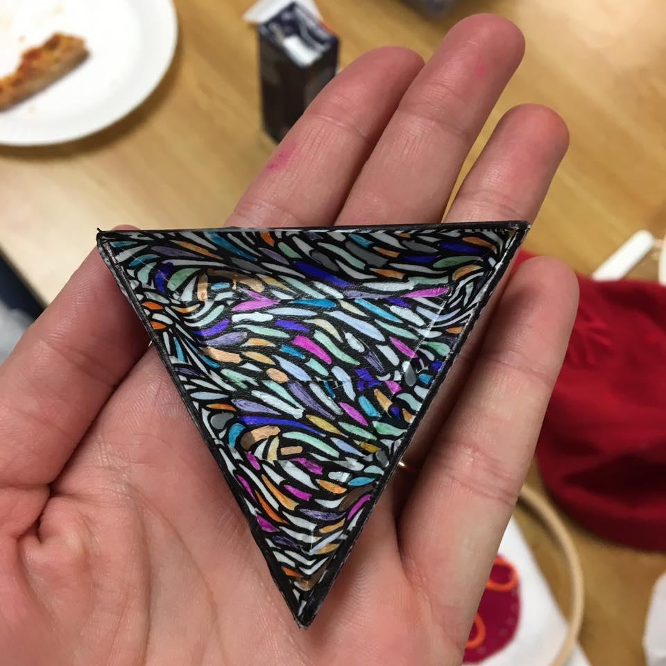 Washi Tape Trays