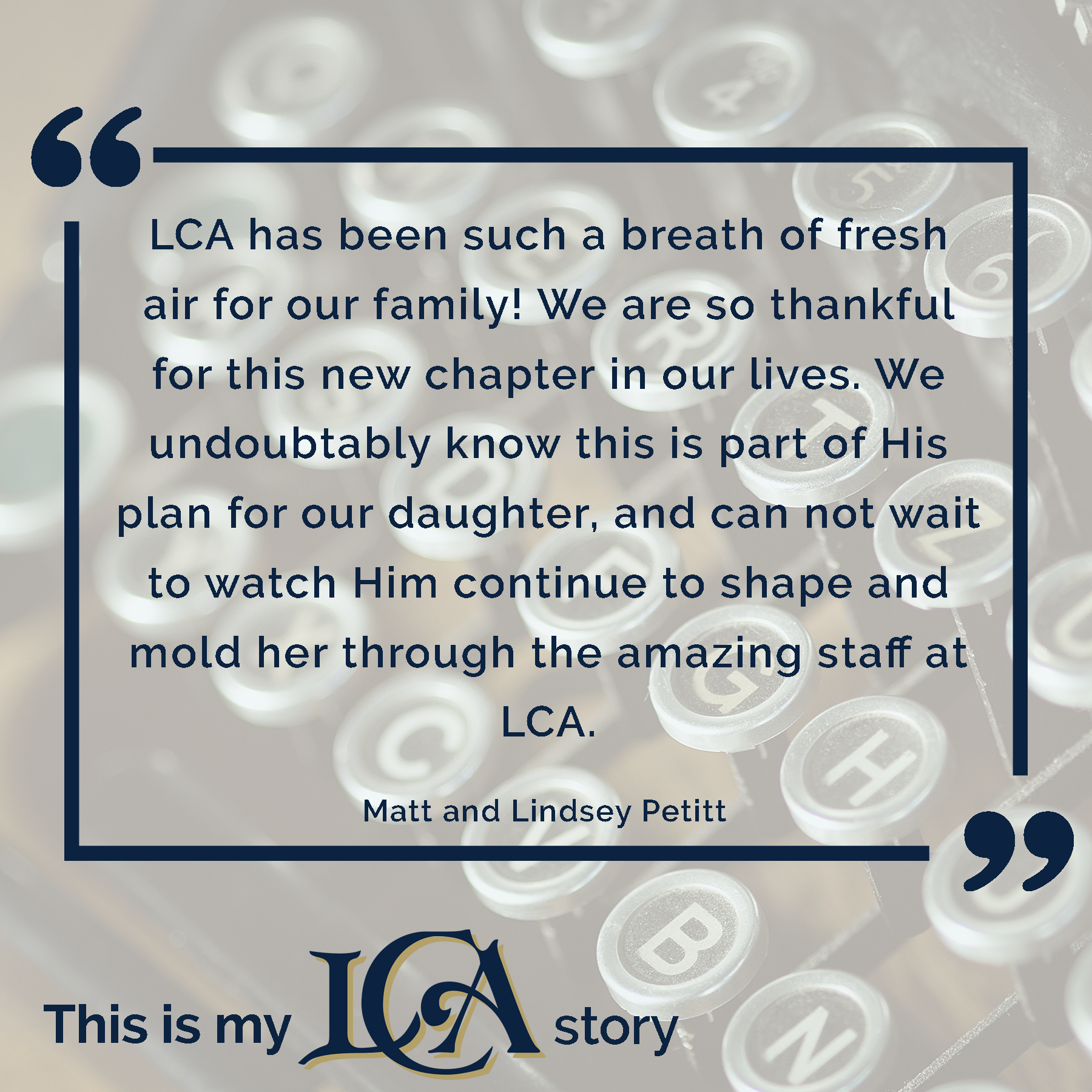 Click the image for Matt & Lindsey's Story