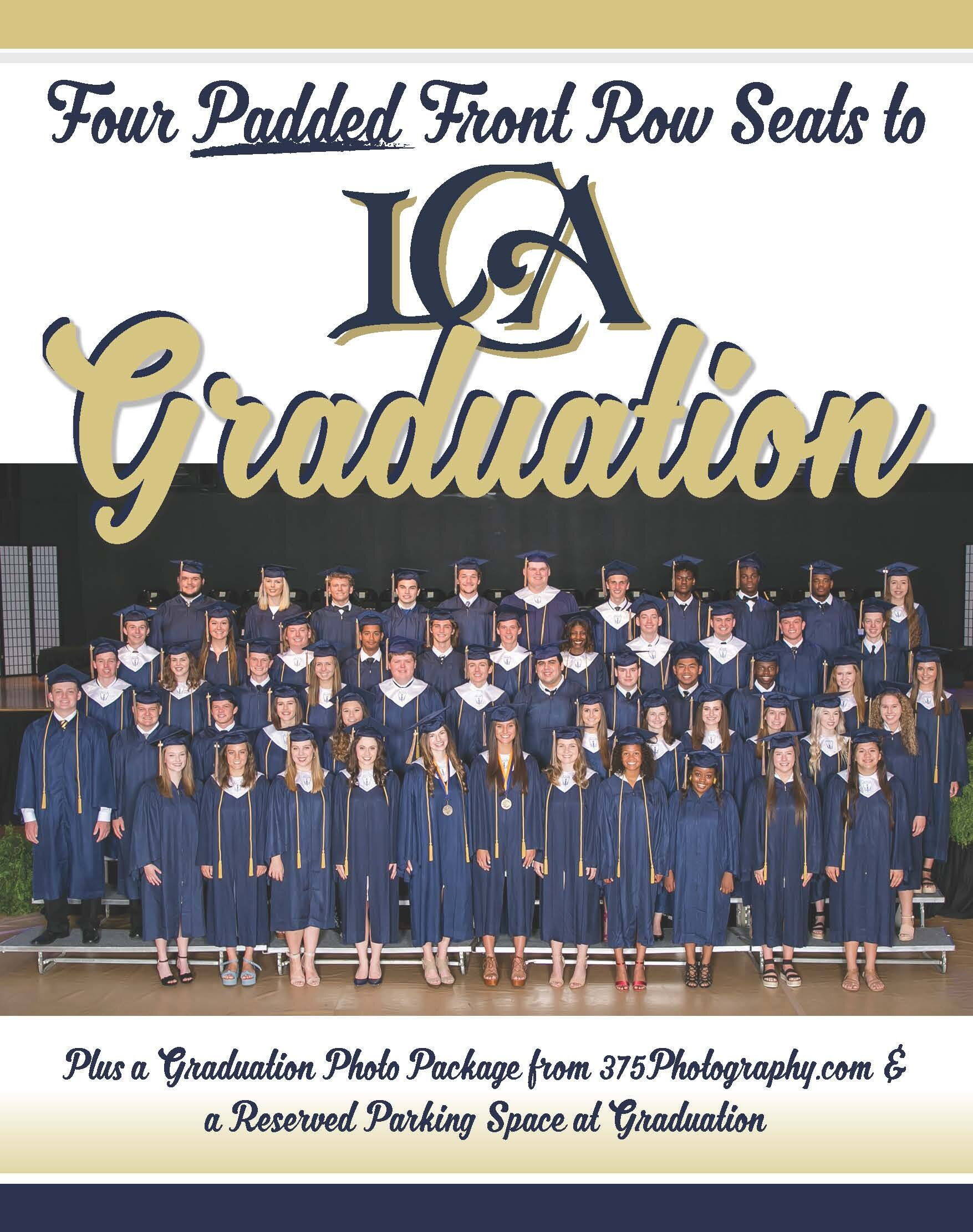 Graduation Premier FronRow Seats_with Photo_and parking_7x9_2019.jpg
