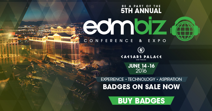 What a great conference at a fabulous venue. If you are an EDM fan or work in the industry this is an event you cannot miss.
