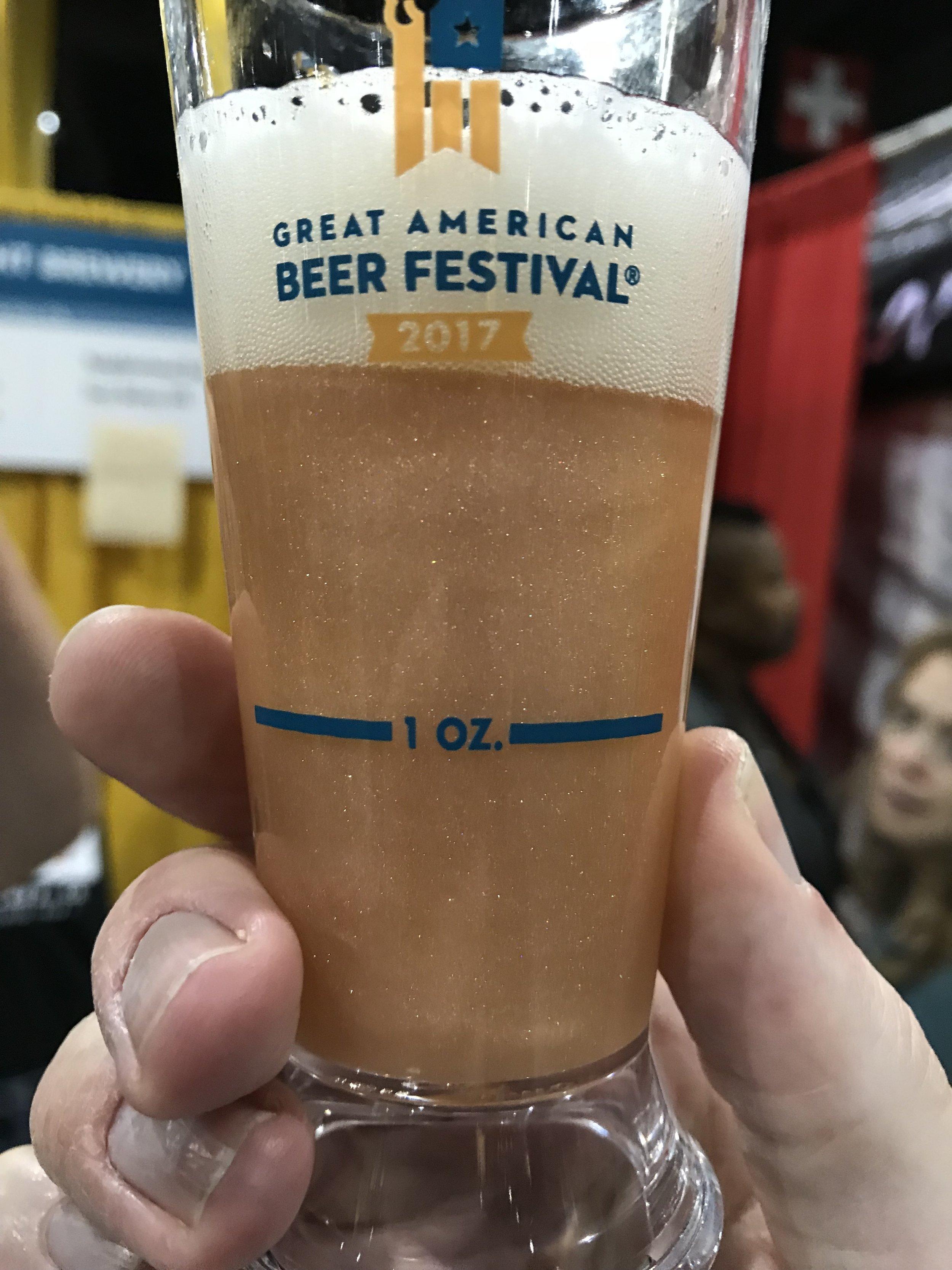 Mermaid Tail Ale - Seabright Brewery