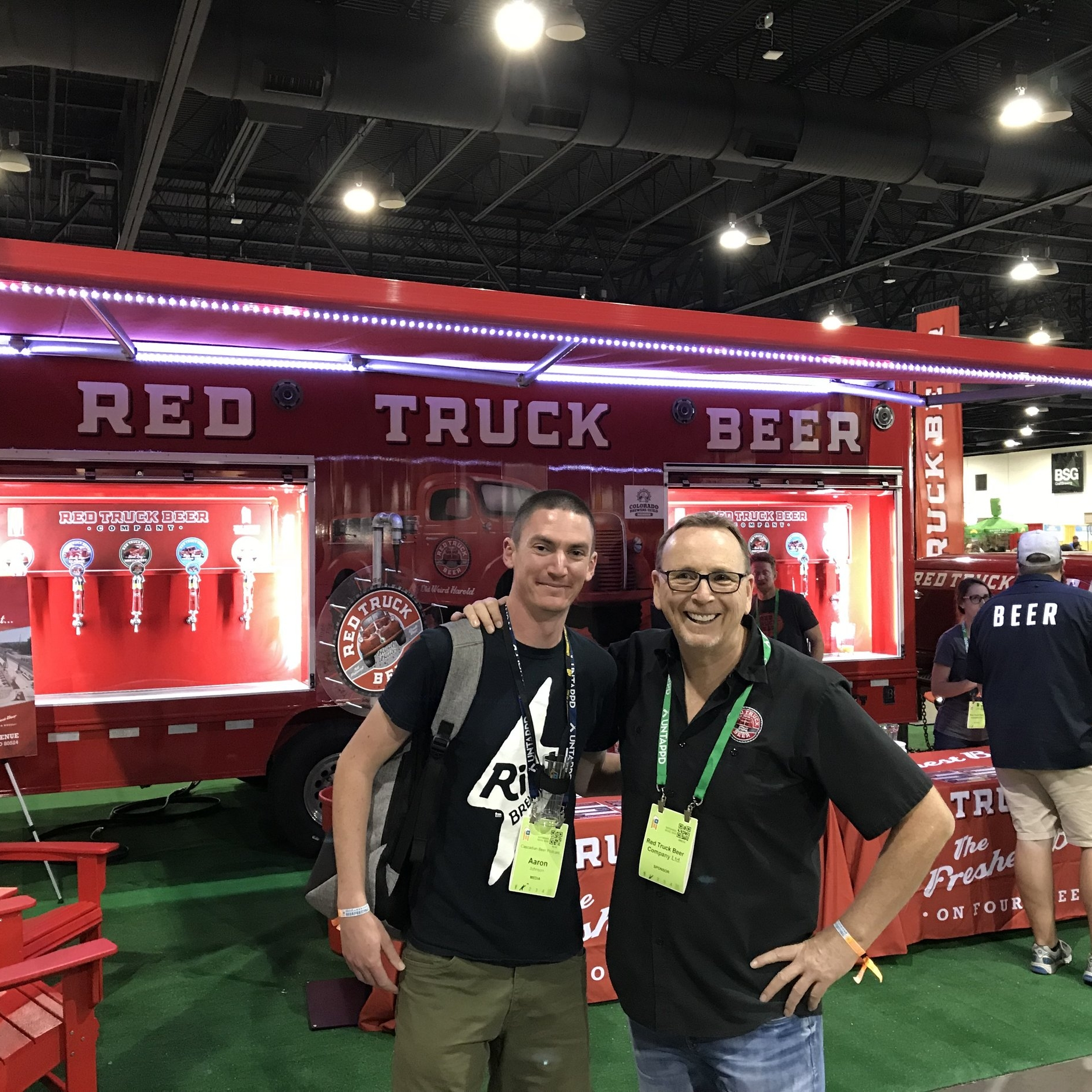 Red Truck Brewery