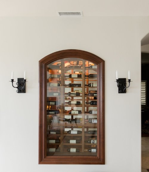 Wine Cellar Window