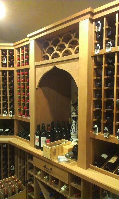 Wine Cellar Storage Racking