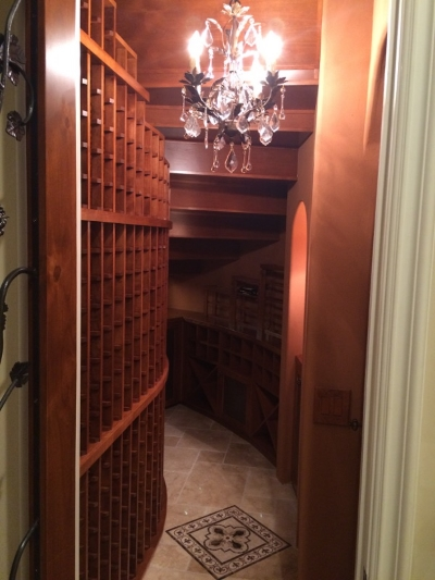 Wine Cellar Storage Racking Room