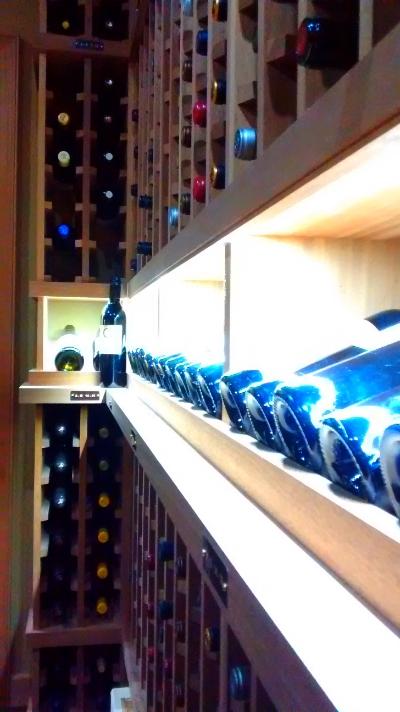 Wine Cellar Room Storage Racking