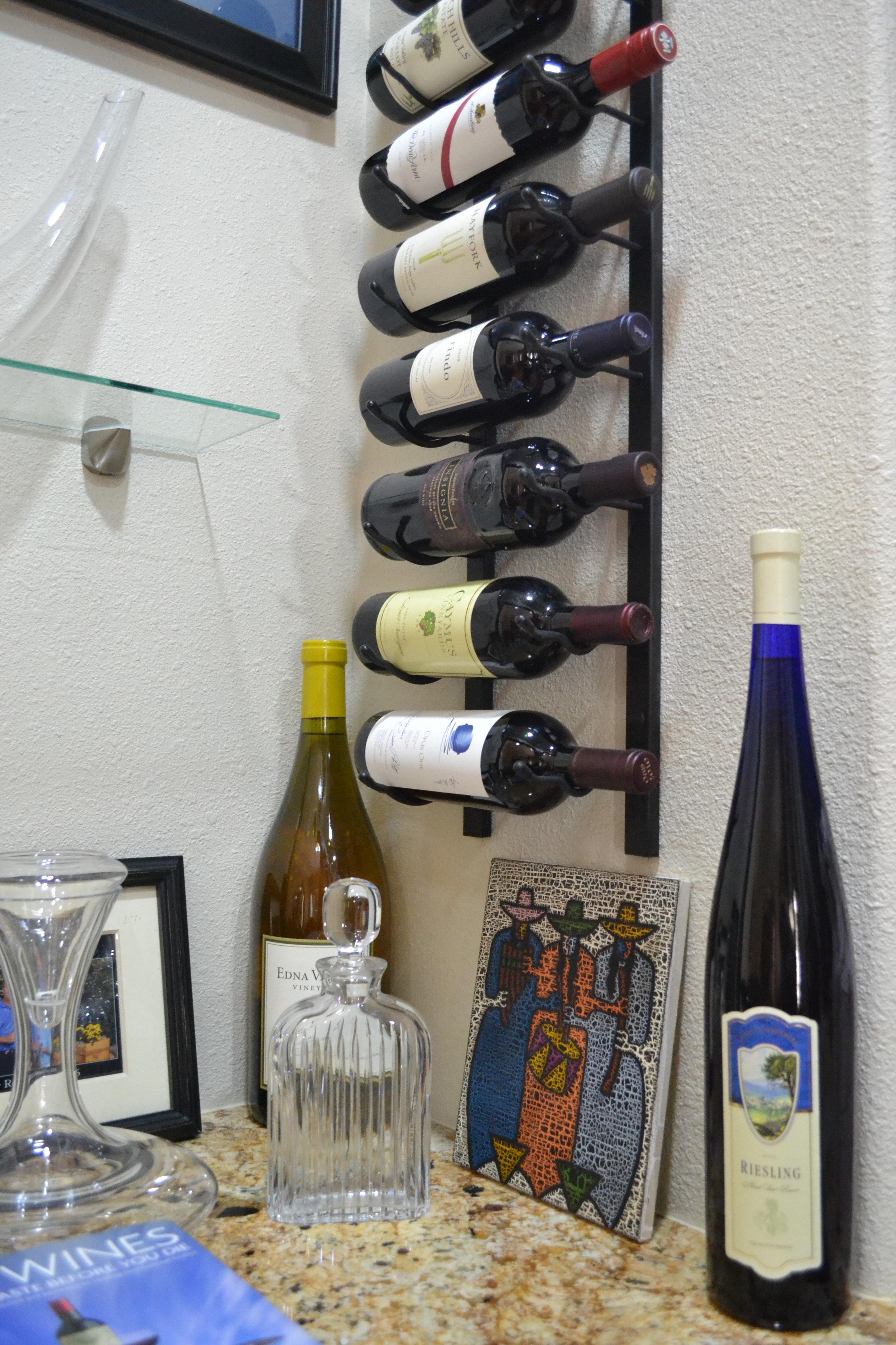 Wine Cellar Room Storage Racking San Clemente