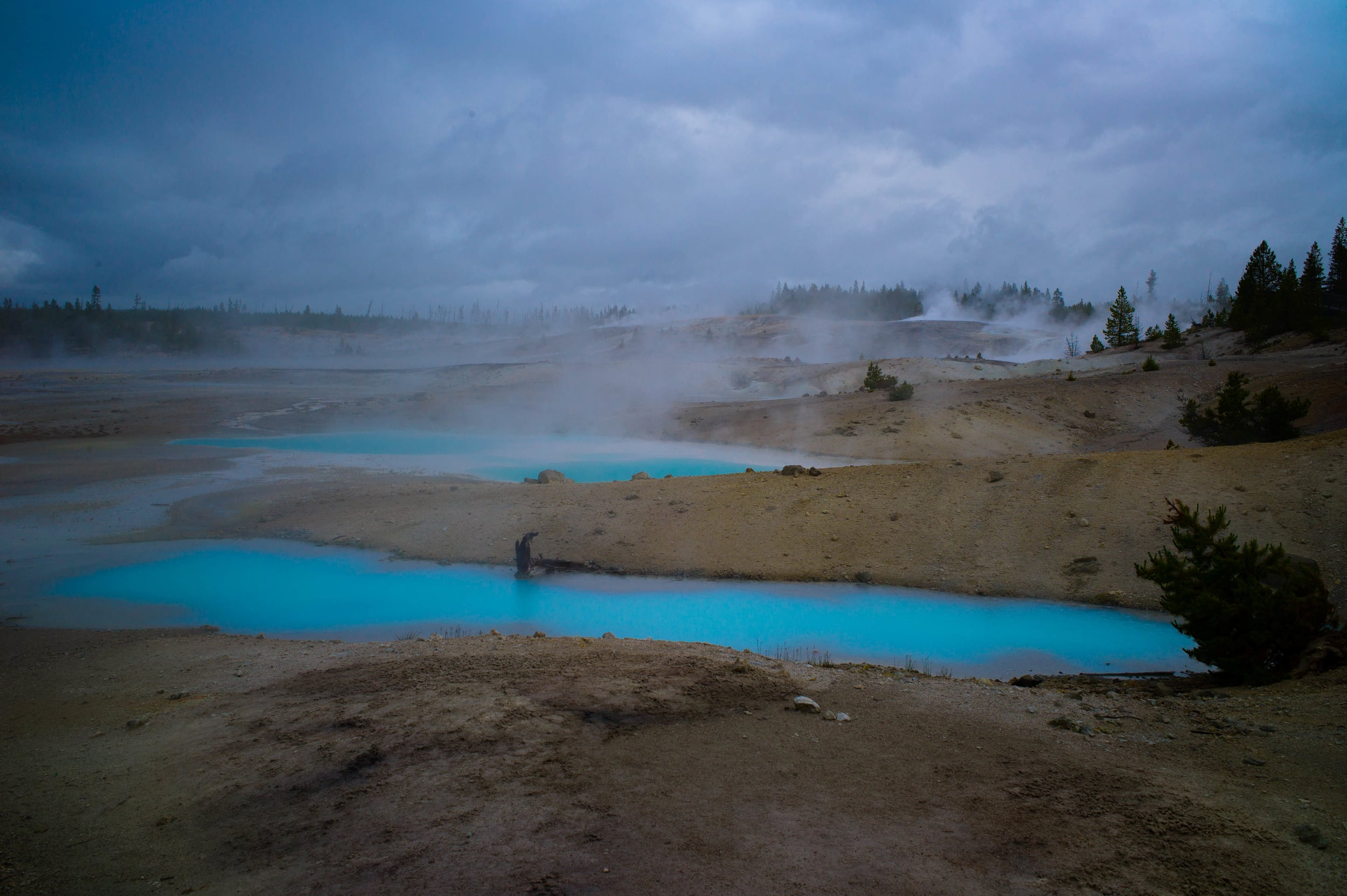 Turquoise Pools