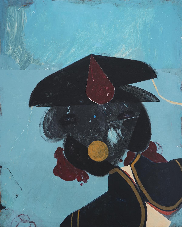Portrait Of A Dead Mercenary