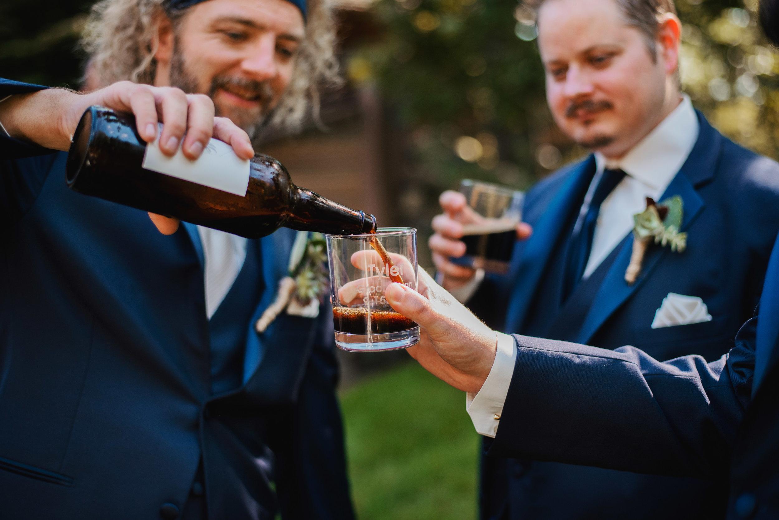 Kilbuck Creek Wedding