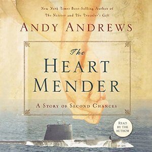The heart mender a story of second chances - andy andrews   I know, more andy, I told you he was my favorite author of all time!  this is a beautiful story of forgiveness and second chances set in world war ii. It's based on a true story and it will touch your heart and show you that forgiveness is always possible.