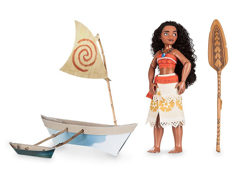 Moana Action Figure -