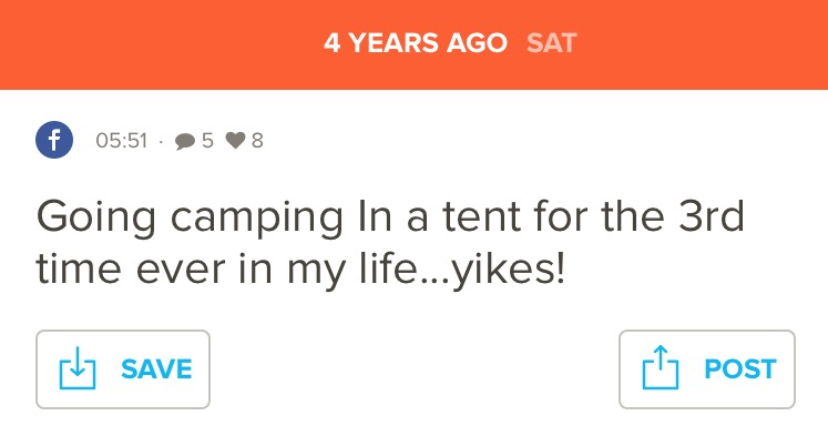 I did not know that my 3rd camping trip ever in my life to Yosemite would change my life forever.