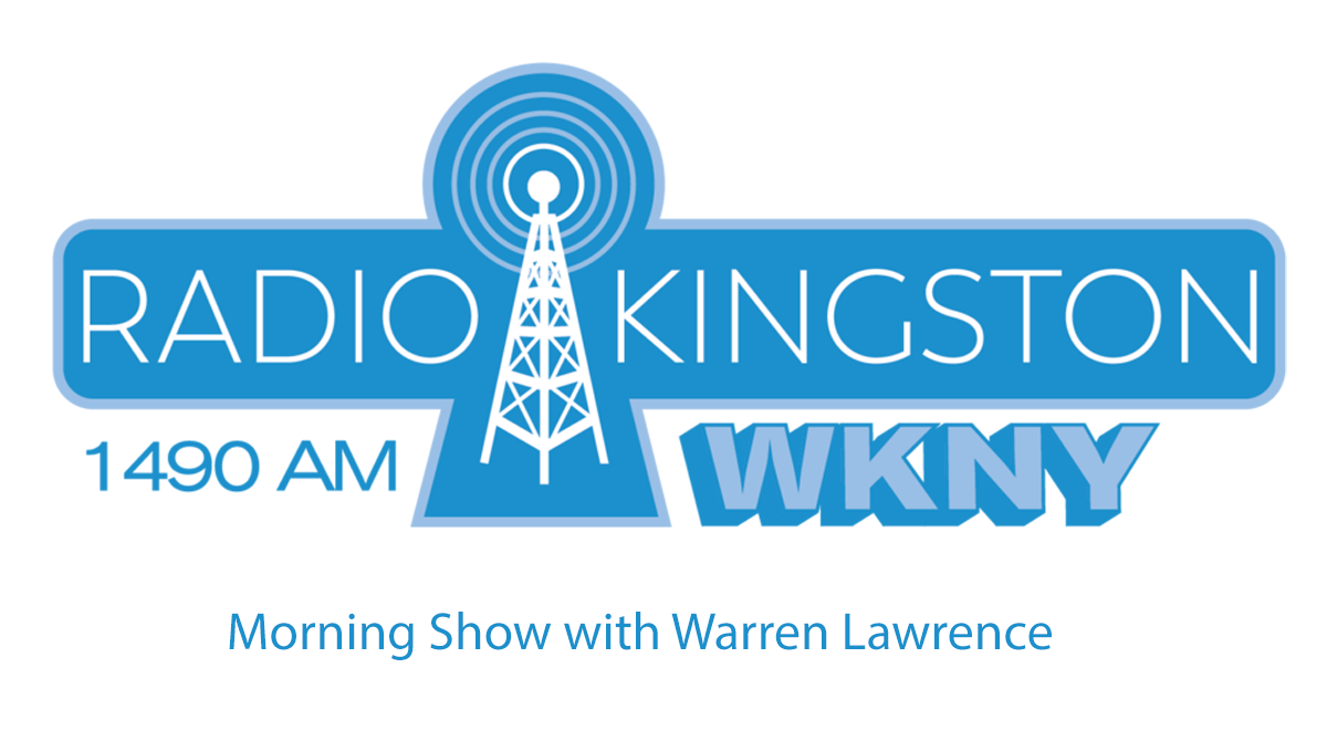 WKNY-AM - Morning Show with Warren Lawrence**br**Dec 10, 2018
