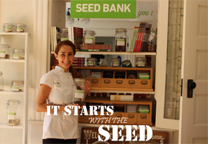 Saifon Plewtong - Chef/Owner of True Seasons Organic Kitchen; Co-Founder of JesusHarvest.Life; Co-Founder of The Free Pantry; Evangelist & Health Advocate , Certified Gluten Practitioner  True health starts with our soil, our seeds, our land. Protect the land - vote with your dollars! Support our local organic farmers.